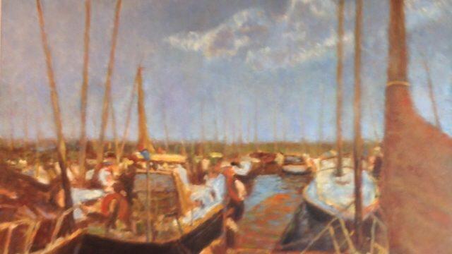 Haventje op Vlieland