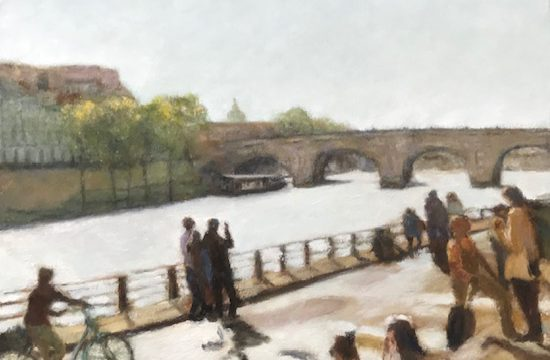 Langs de Seine
